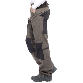 Lundhags Authentic - Pantalones de Trekking Hombre - Long Oliva